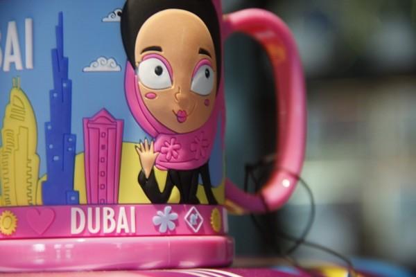 Recuerdo de Dubai