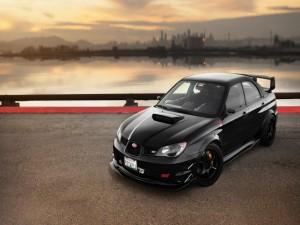 Un Subaru Impereza