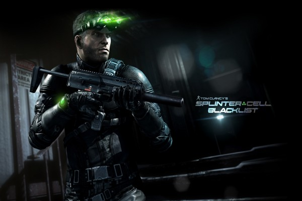 "Sam Fisher ""Splinter Cell: Blacklist"""