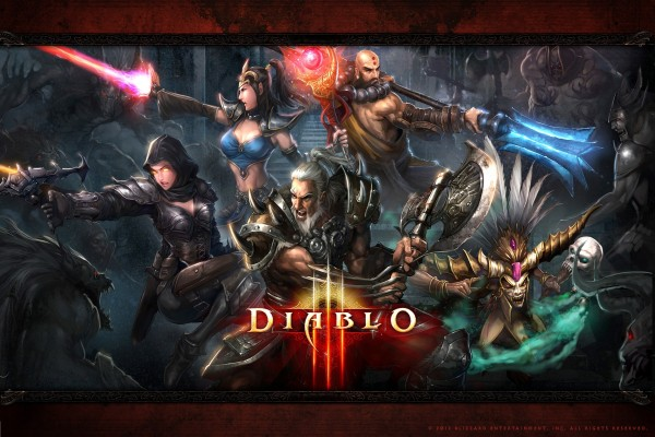 "Personajes de ""Diablo III"""