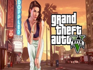 Grand Theft Auto Five (GTA V)