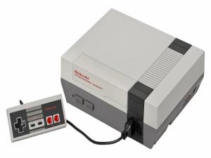 Antigua consola de Nintendo