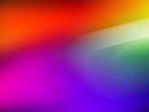 Imagen con colores difuminados