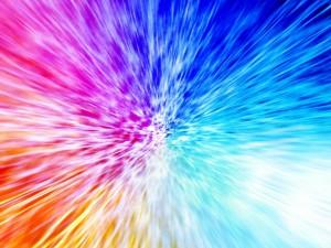 Una explosión de colores