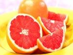 Unas jugosas naranjas sanguinas