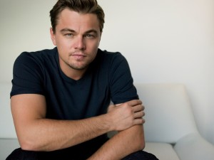 El guapo actor Leonardo DiCaprio