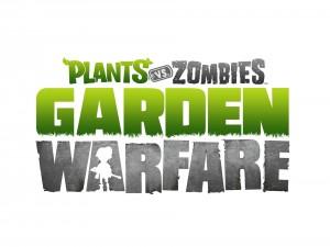 """Logo de """"Plantas contra Zombis: Garden Warfare"""""""
