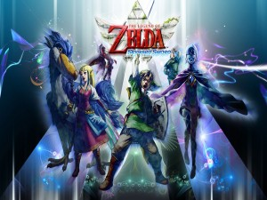 "Personajes de ""The Legend of Zelda: Skyward Sword"""