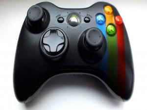 Mando de la Xbox 360