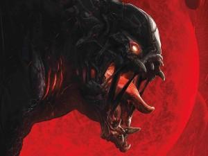 La cabeza de Goliath (Evolve)