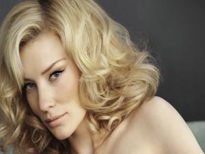 El rostro seductor de Cate Blanchett