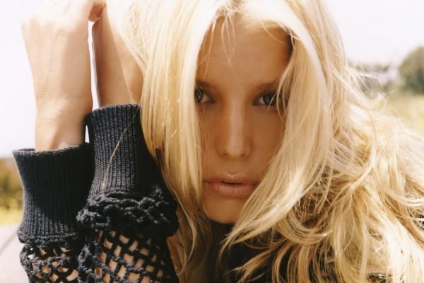 La guapa Jessica Simpson