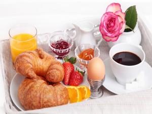 Un desayuno perfecto
