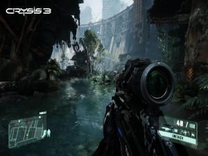 """Imagen del juego """"Crysis 3"""""""
