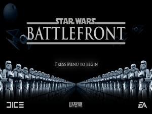 """Videojuego """"Star Wars: Battlefront"""""""