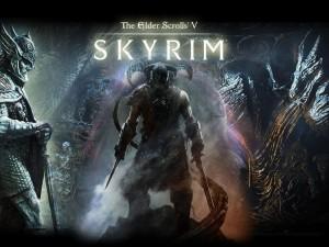 "Videojuego ""The Elder Scrolls V: Skyrim"""
