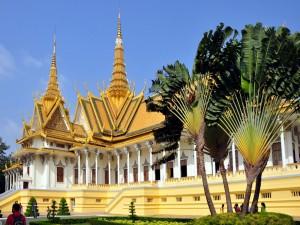 Palacio Real (Phnom Penh, Camboya)