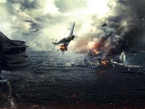 Guerra sobre el mar
