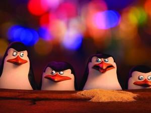 Skipper, Kowalski, Rico y Private (Los Pingüinos de Madagascar)