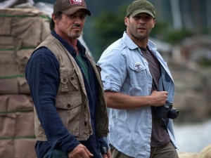Jason Statham y Sylvester Stallone