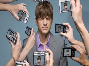 Ashton Kutcher fotografiado