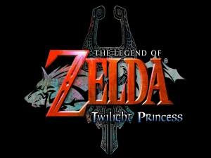"""Logo de """"The Legend of Zelda: Twilight Princess"""""""