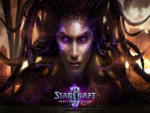 Sarah Kerrigan (StarCraft II: Heart of the Swarm)