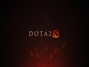 """Logo de """"Dota 2"""""""