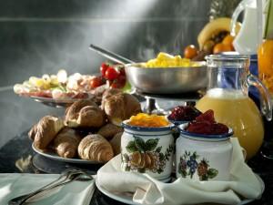 Alimentos para un gran desayuno