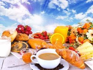 Alimentos para comenzar el día con energía