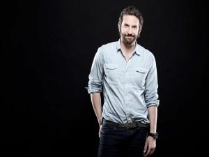 Bradley Cooper con barba