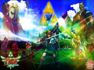 The Legend of Zelda: Skyward Sword (25 Aniversario)
