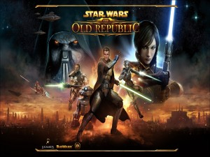 "Videojuego ""Star Wars: The Old Republic"""