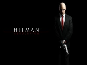 "Agente 47 en ""Hitman: Absolution"""