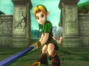 "Link, personaje de ""The Legend of Zelda"""