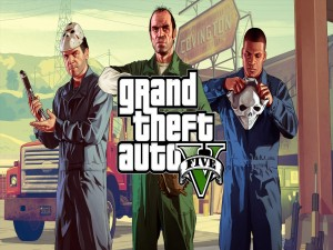 GTA Cinco (Grand Theft Auto V)