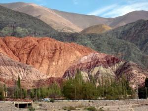 Cerro de los Siete Colores (Purmamarca, Argentina)