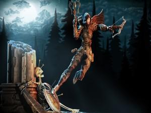 """Imagen del videojuego """"Diablo III"""""""