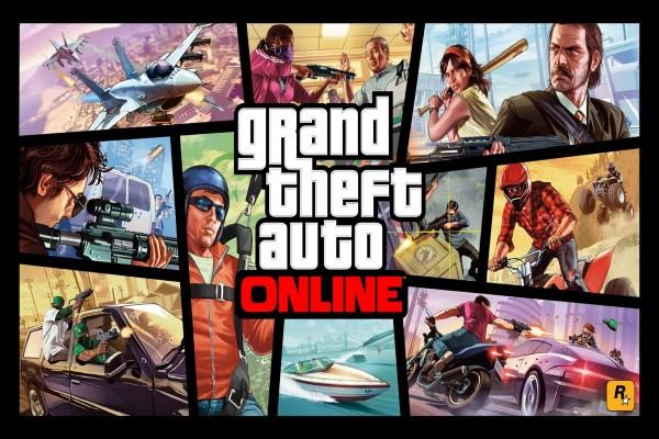 Grand Theft Auto Online (GTA Online)