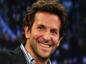 La sonrisa del actor Bradley Cooper