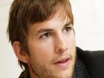 La cara del actor Ashton Kutcher