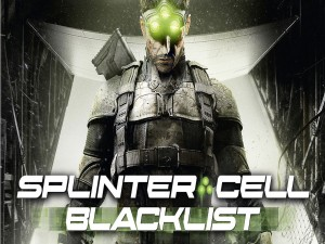 "Sam Fisher en ""Splinter Cell: Blacklist"""