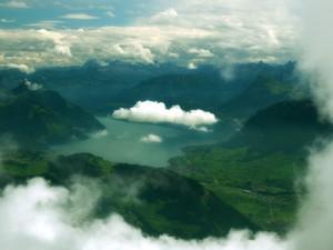 Vistas desde el cielo