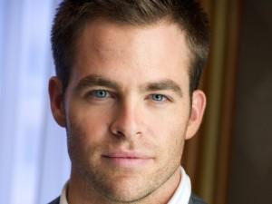 Los ojos azules de Chris Pine