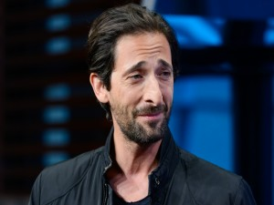 El actor y productor Adrien Brody