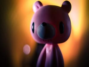 Osito rosa