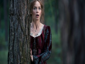"Emily Blunt en la película ""Into the Woods"""