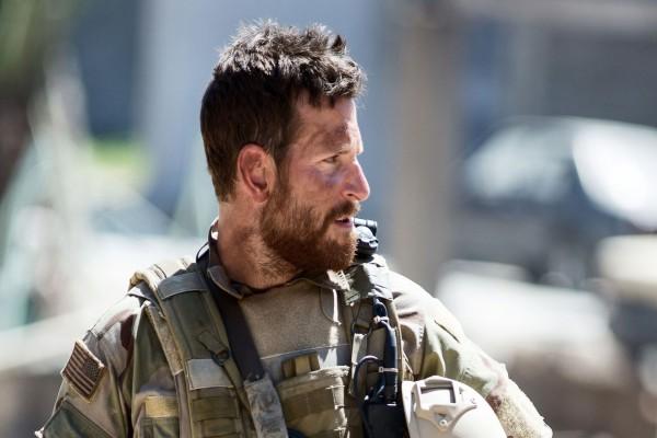 "Bradley Cooper en ""American Sniper"""