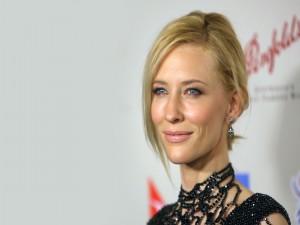La guapa Cate Blanchett en un fotocol