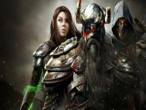 """Videojuego """"The Elder Scrolls Online"""""""